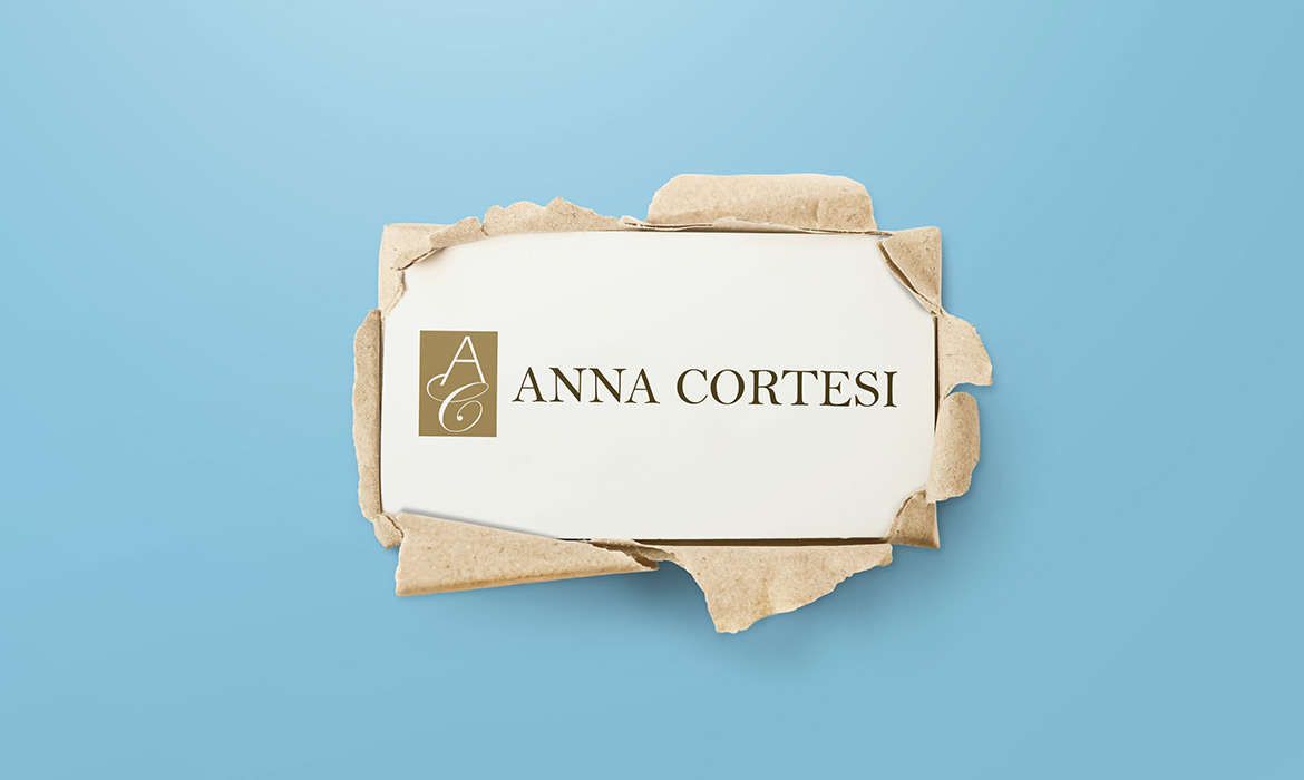 Natasa Lagou - Projects, Anna Cortesi logo