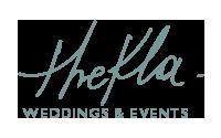 Natasa Lagou - Client, Thekla Weddings and Events
