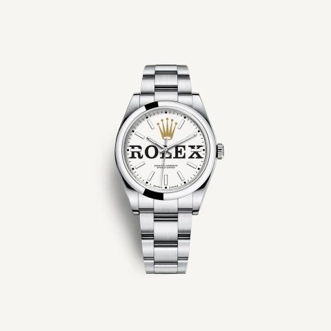 Natasa Lagou - Blog Post, Make my Logo Bigger, Rolex